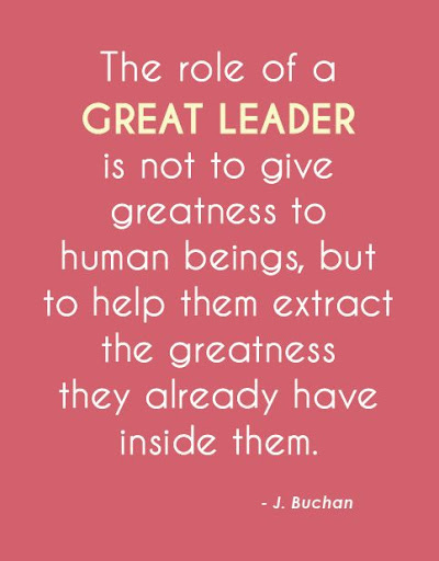 Leadership_The role of a great leader